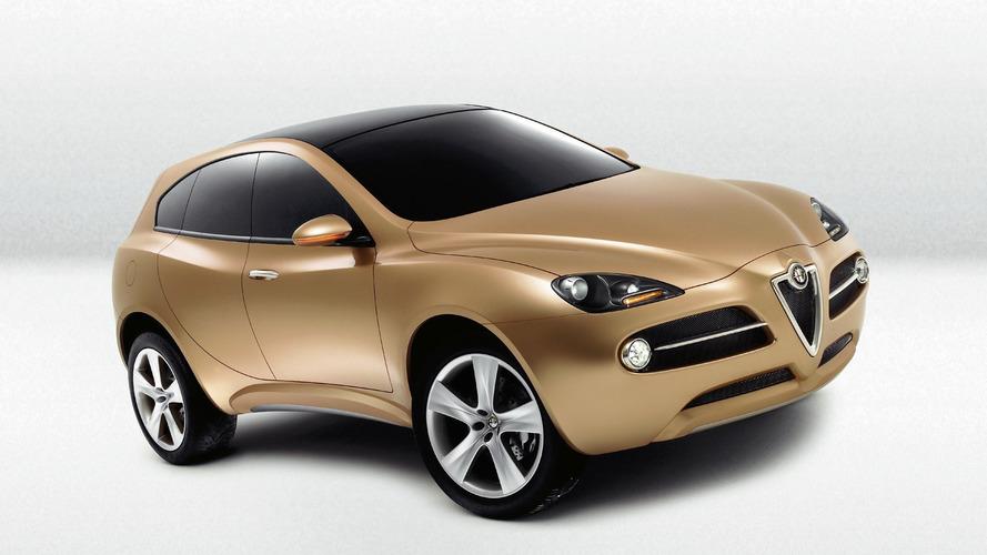 Concept We Forgot: 2003 Alfa Romeo Kamal