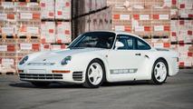 Rare Porsche 959 Sport targets $2.8M, no reserve