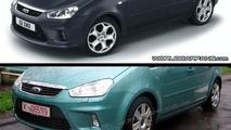 SPY PHOTOS: Ford Focus C-Max