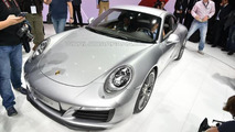 Porsche 911 Carrera S facelift turbocharges into Frankfurt