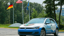 VW Golf TDI Clean Diesel sets its own Guinness World Record for efficiency, this time in US