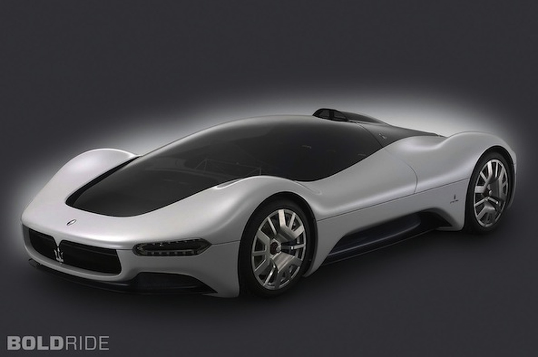 Maserati Plotting LaFerrari-Based Hypercar of its Own