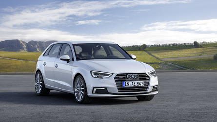 Audi A3 & S3 facelift revealed [VIDEOS ADDED]