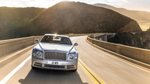 2017 Bentley Mulsanne facelift
