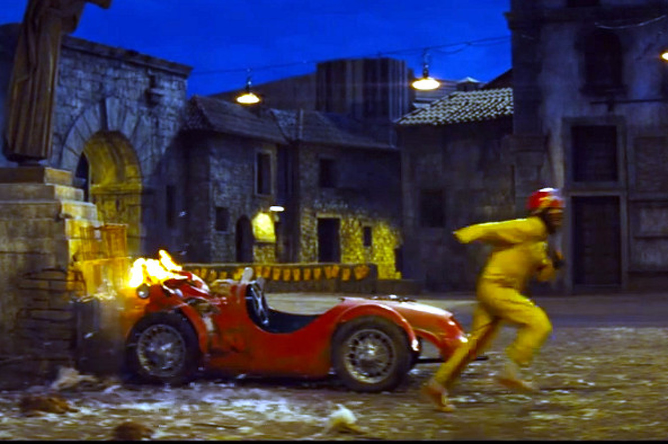 Amazing Wes Anderson Short Film Depicts Racing in Italy in 1955