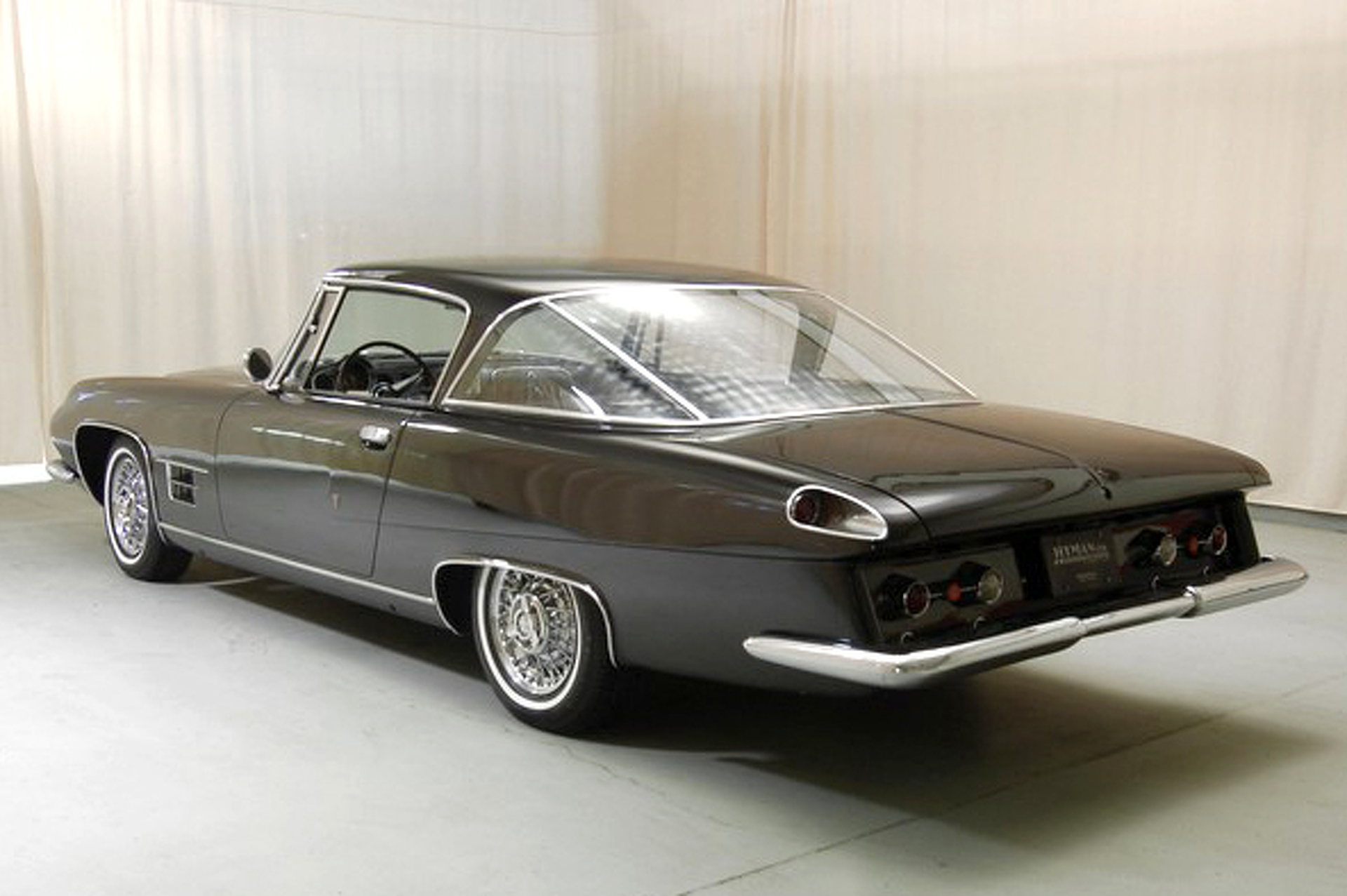 eBay Car of the Week: 1962 Ghia L6.4 owned by Dean Martin