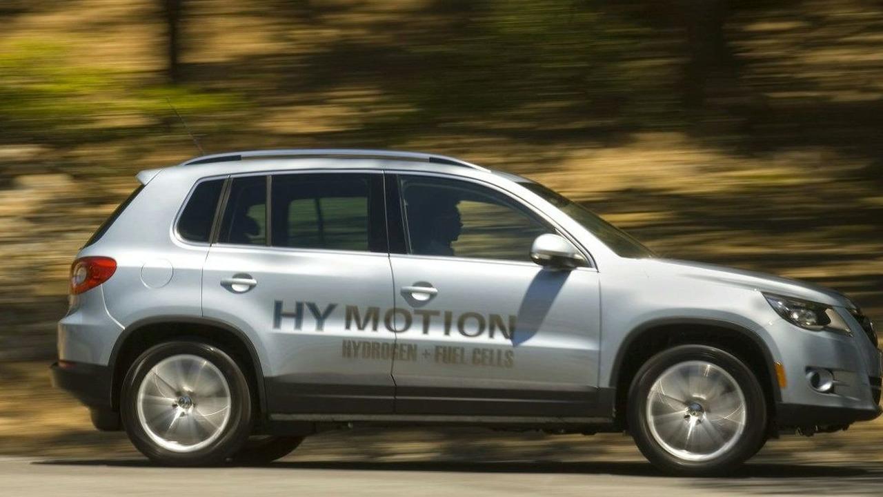 VW Tiguan HyMotion