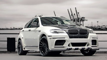 BMW X6 M gets a makeover from DD Customs