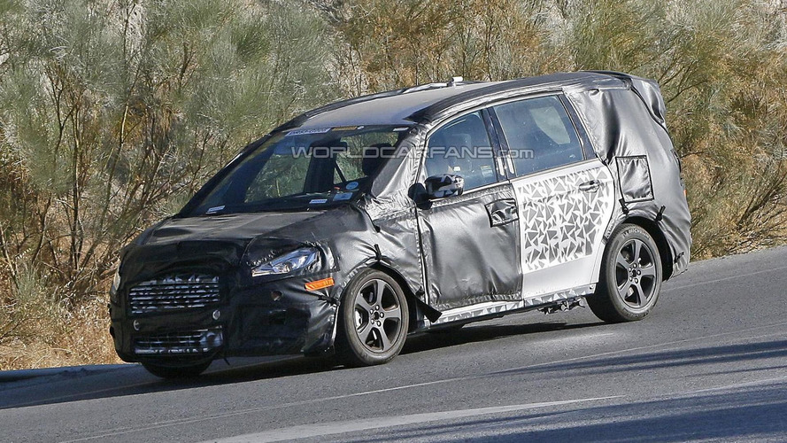 New Ford Galaxy confirmed for mid-2015, could debut in Geneva