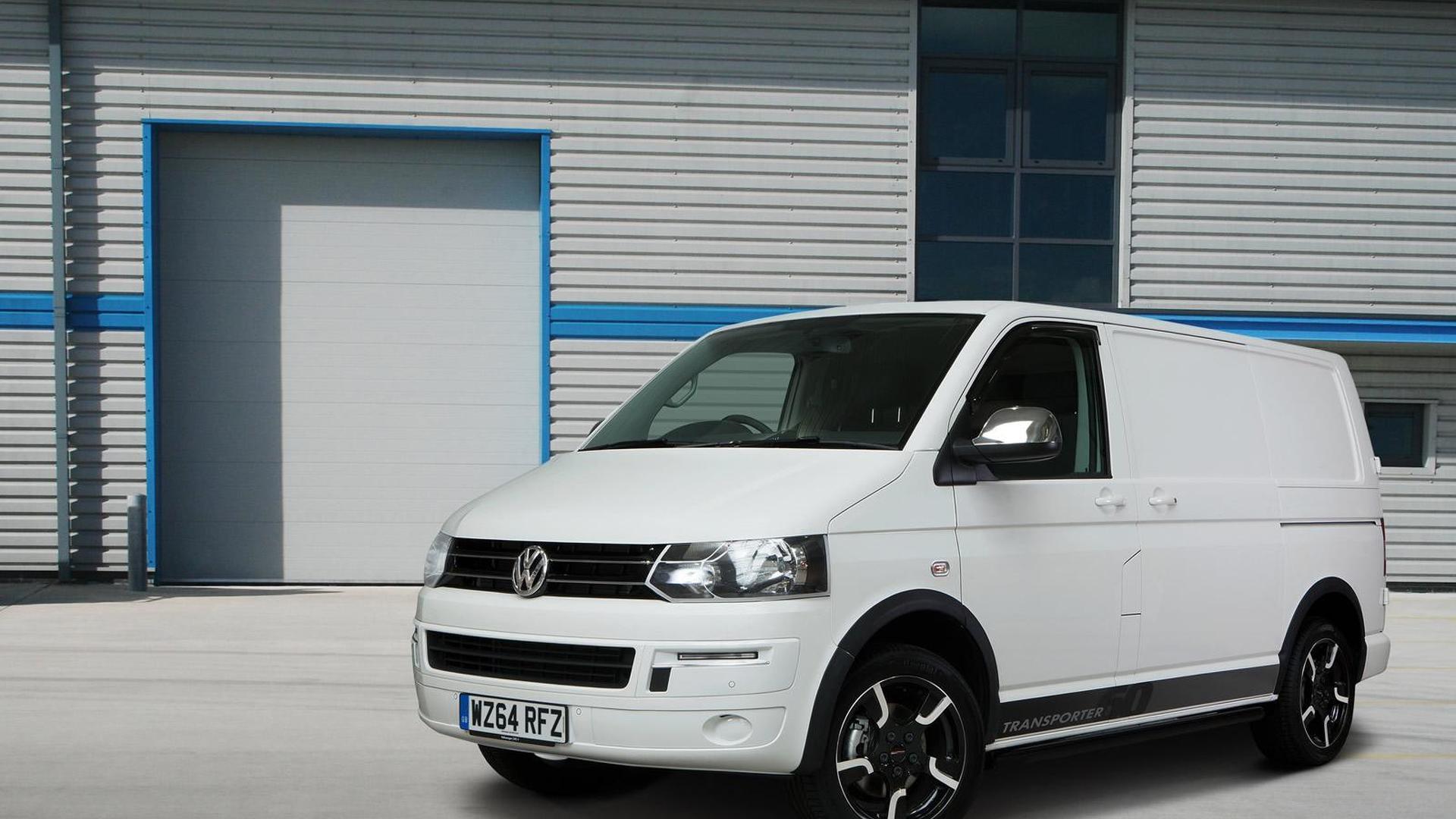 Volkswagen Transporter gains 60 Anniversary Pack in UK