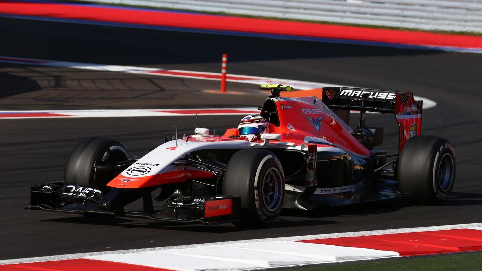 Ecclestone confirms teams blocked Manor return