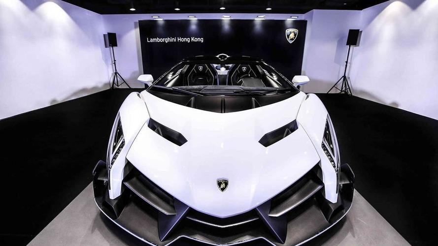 Lamborghini Centenario LP770-4 will be the ultimate