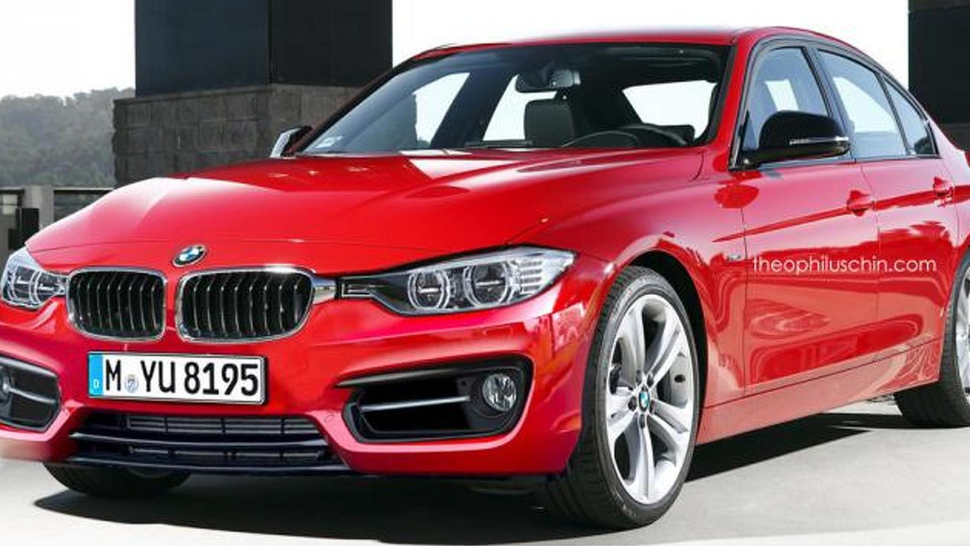 BMW 3-Series facelift to be revealed on May 7