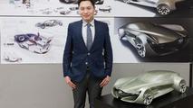 2030 Buick contest - Namsuk Lee, 28, of Seoul, South Korea, designed the 2030 Buick Vision Sedan concept