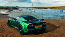 Lotus Exige Sport 350 announced with 112 lbs diet