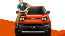Mahindra Kool Utility Vehicle 100 looks disproportionate