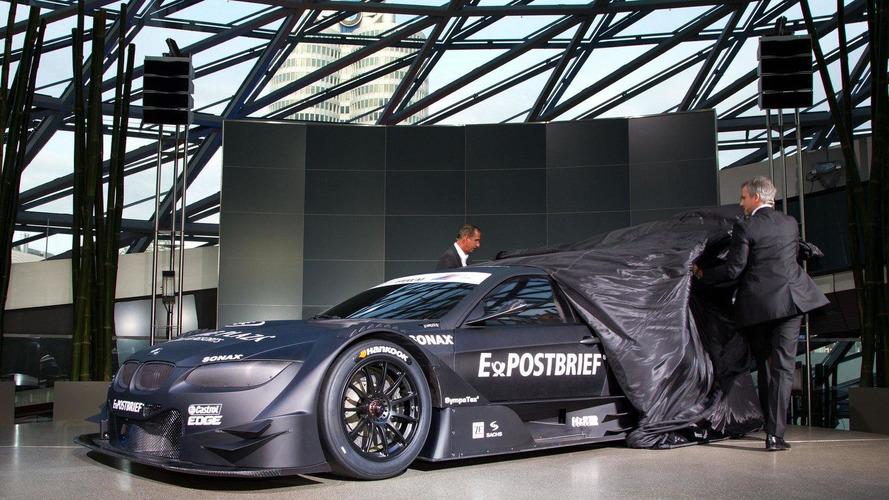 BMW M3 DTM Concept official video introduction [video]