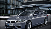 Rendered Speculation: BMW F11 M5 Touring
