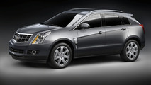 2010 Cadillac SRX Officially Revealed