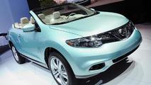 Nissan Murano CrossCabriolet - 2010 Los Angeles Auto Show
