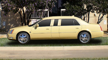 Thailand Royal Family Takes Delivery of Second Cadillac Limousine