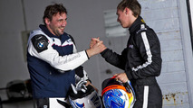 Akrapovic promo pits BMW M3 against BMW S 1000 RR Superbike [video]