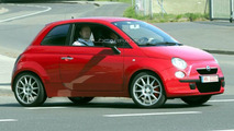 SPY PHOTOS: Fiat 500 Abarth, Cabrio and Wagon