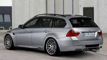 BMW M3 wagon rendering