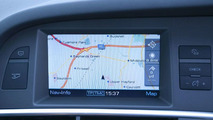 Audi with real-time traffic information