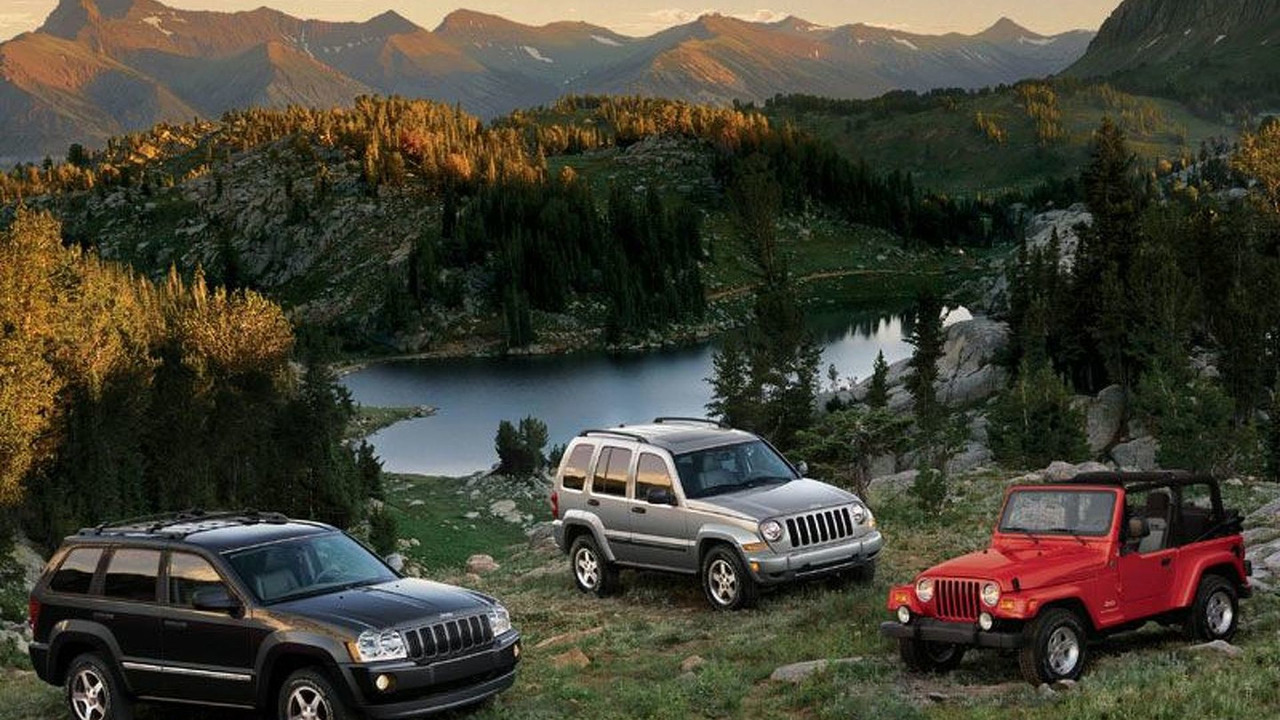 Jeep®  Rocky Mountain Editions