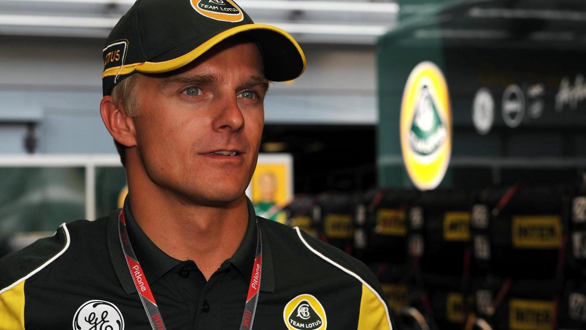 Lotus to announce Kovalainen as Raikkonen replacement