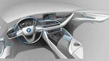 BMW i8 goes into production next month, final specifications announced