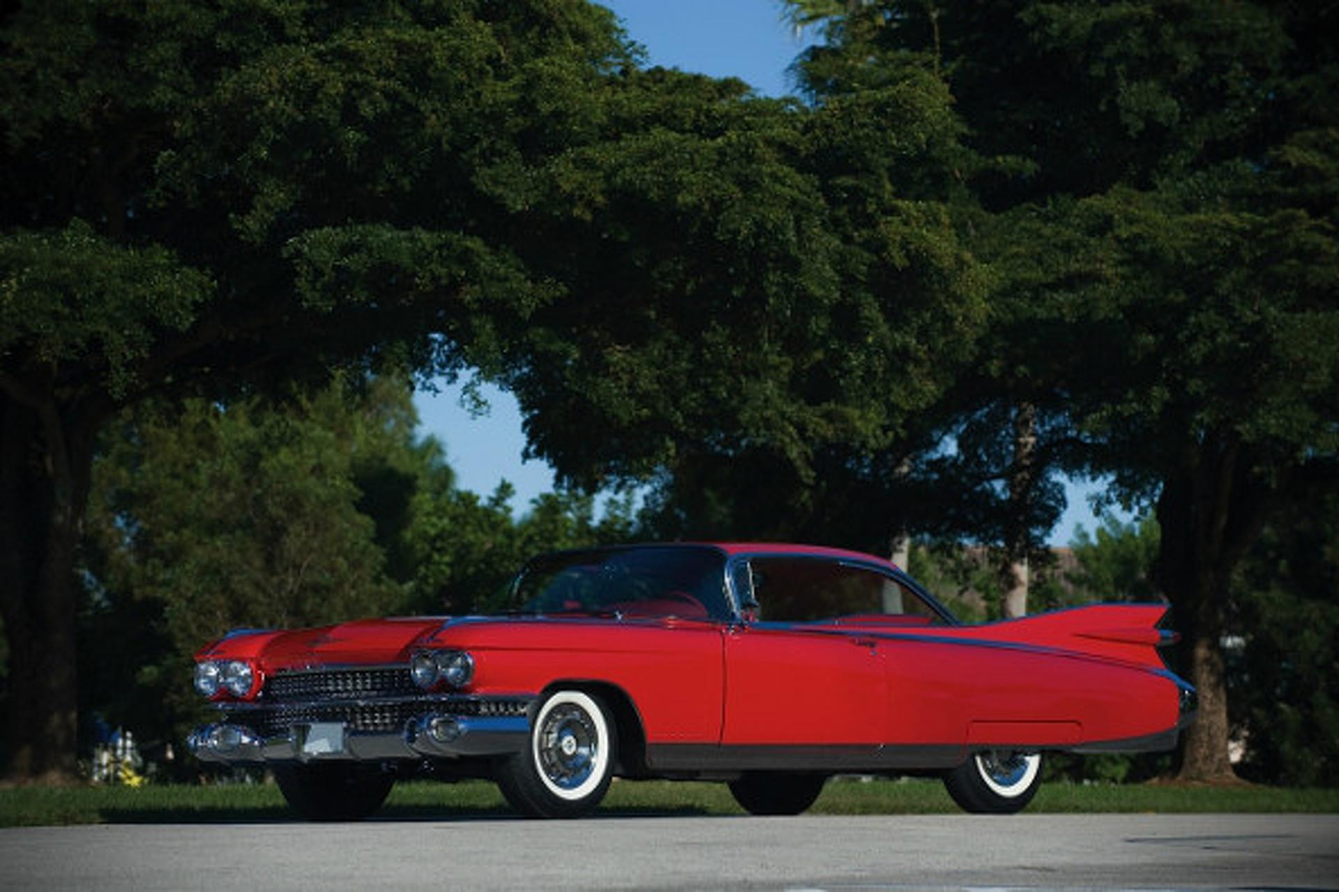 The 1959 Cadillac: Symbol of a Bygone Era