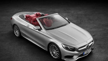 Mercedes S-Class Cabrio leaked