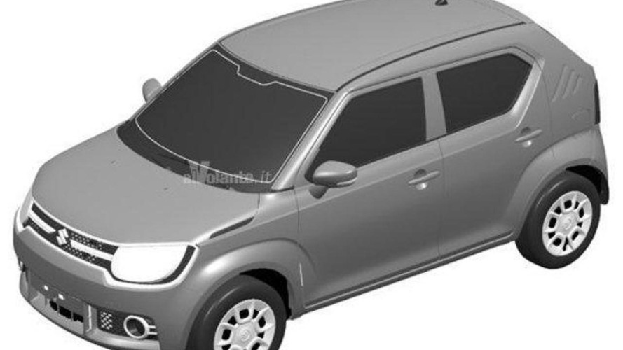 Production Suzuki iM-4 revealed in leaked patent images