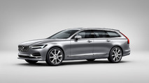 Volvo V90 wagon goes official [33 pics, 4 videos]