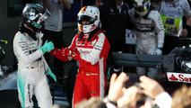 Vettel turns down Rosberg's debrief invite
