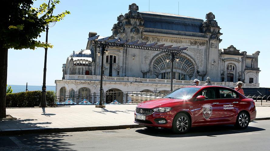 Driving a Turkish-made Fiat around the world