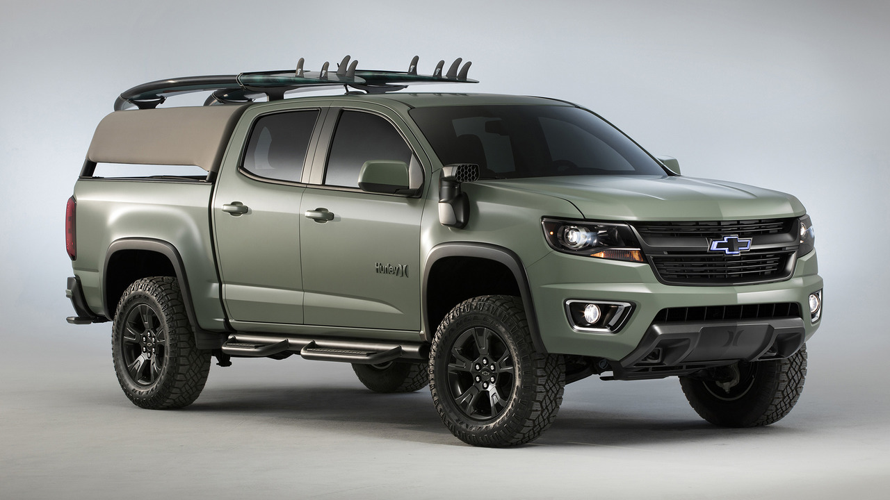 2014 - [Chevrolet / GMC] Colorado / Canyon - Page 2 Chevy-colorado-z71-hurley-concept