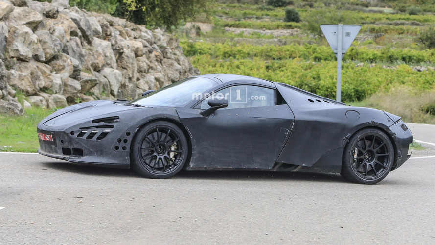McLaren P14 prototype will morph into 720S for Geneva