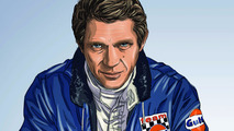 New 'Le Mans' graphic novel is a tribute to Steve McQueen