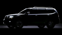 Kia SUV codenamed 'HM'