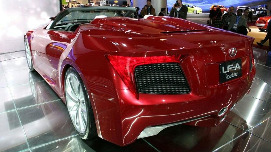 Lexus tops BMW, Mercedes-Benz in 2010 U.S. premium sales