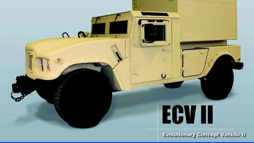 AM General Responds to Humvee Spy Photos