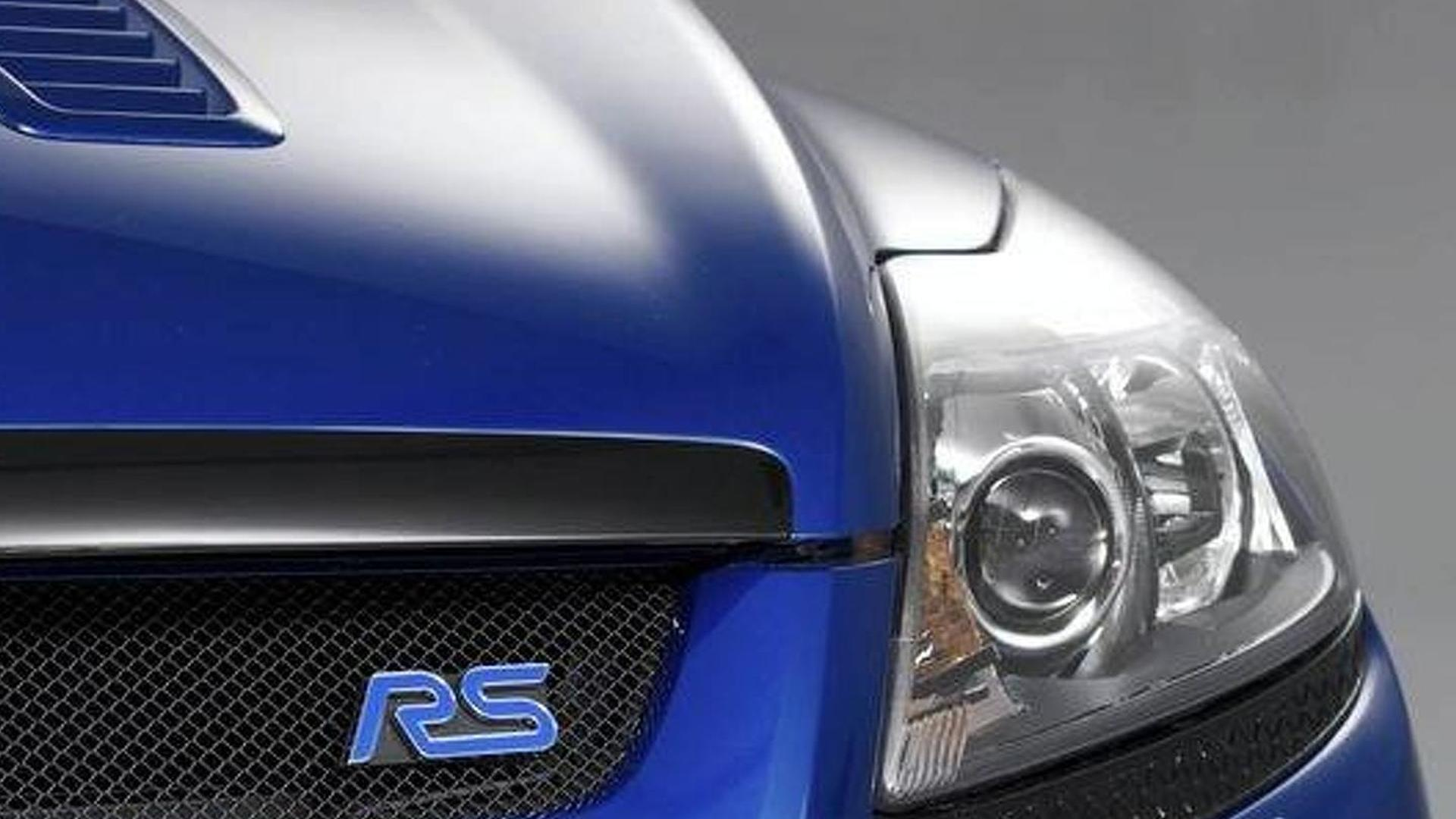 2015 Ford Focus RS details come into focus