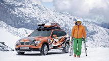 BMW Concept K2 Powder Ride