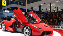 Ferrari annual production limited to 7,000 units