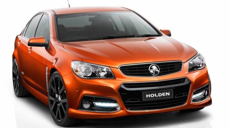 Holden VF Commodore SS V show car revealed