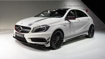 Mercedes-Benz A45 AMG debuts in Geneva [videos]