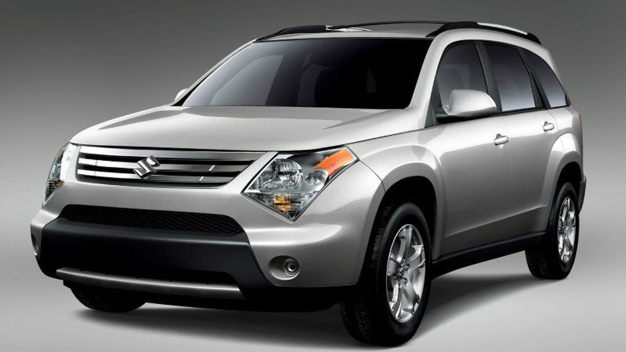 2007 Suzuki XL7
